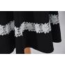 Rochie-de-zi-jerse-negru-Amalya NEW