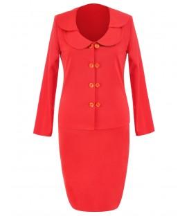 Costum jerse rosu