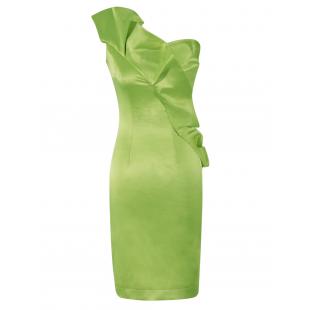 Rochie-de-ocazie-verde-Felicia