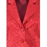 Sacou jacard gros rosu 01
