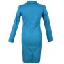 Costum bumbac-turquoise