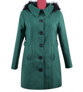 Palton-stofa-verde